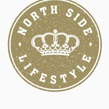 NSL Gold Royal Crown by northsidelife