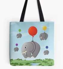 Family Migration Tote Bag