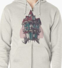 The House of the Rising Sun Zipped Hoodie