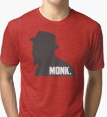 Thelonious MONK. Tri-blend T-Shirt