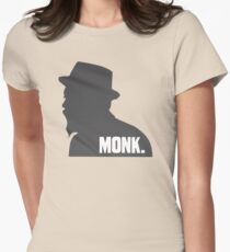 Thelonious MONK. Women's Fitted T-Shirt
