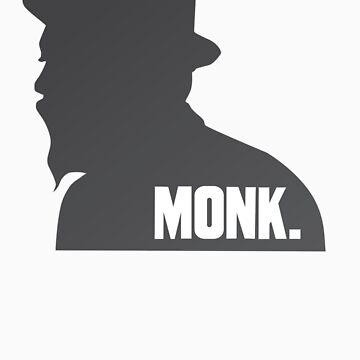 Thelonious MONK. by erebusnz