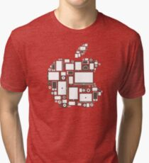 Apple Tri-blend T-Shirt