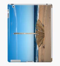 Upside Down Beach  iPad Case/Skin