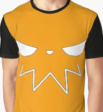 Soul Eater Face Graphic T-Shirt