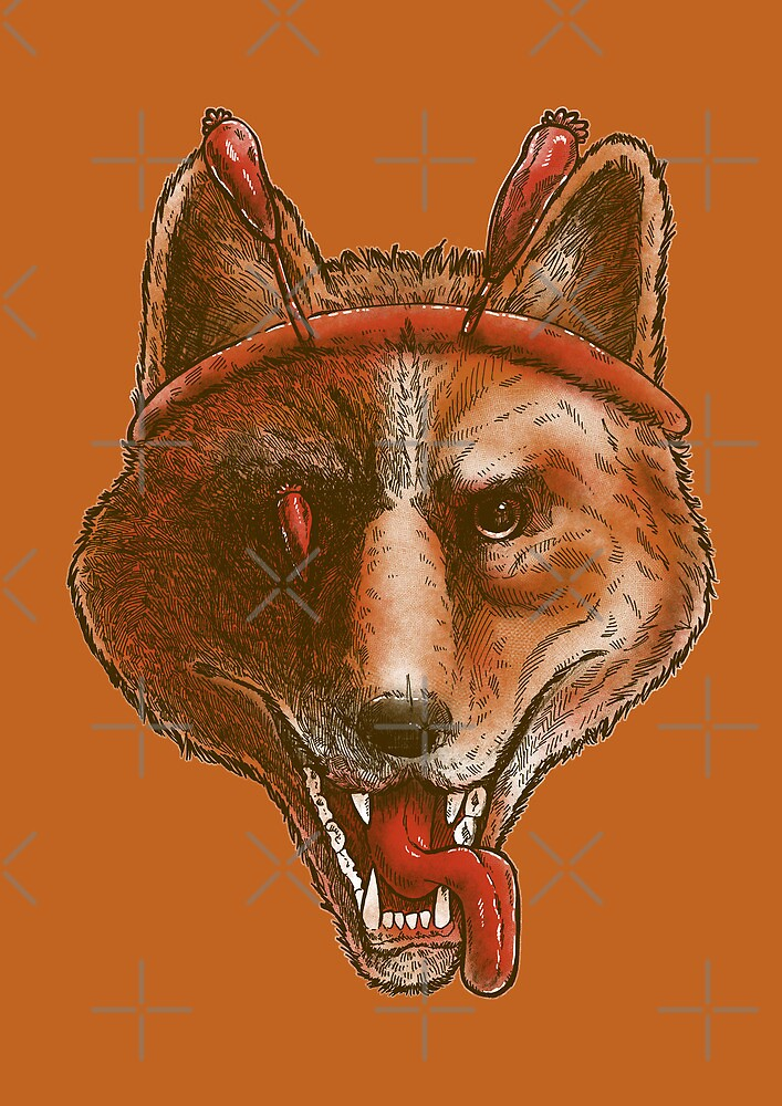 The Spicy Dingo by nickv47