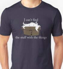 Stuff with the things Unisex T-Shirt
