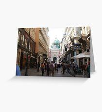 Wien Greeting Card