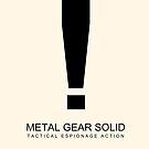 Metal Gear Minima by Stevie B