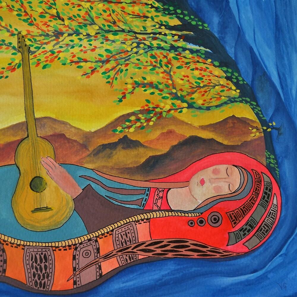 Track 4: Sofia's Dream by Viviana Gonzalez