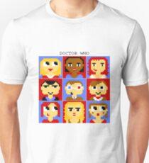 Doctor Who 8-Bit T-Shirt