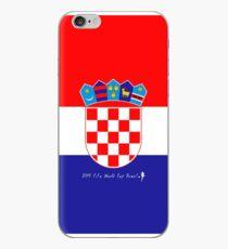Croatia iPhone-Hülle & Cover