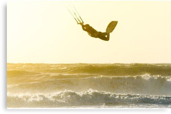 Kitesurfer  by homydesign