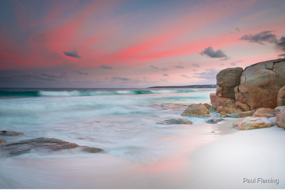 Cosy Corner, Bay of Fires by Paul Fleming