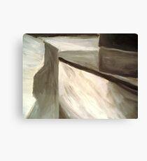 Monochrome Canvas Print