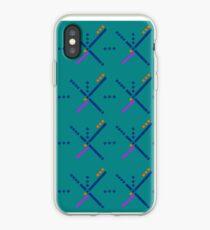 Vinilo o funda para iPhone PDX Portland Airport Carpet