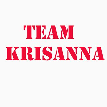 Team Krisanna by Megumi-Kat