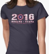 Rogers & Stark: 2016 Women's Fitted T-Shirt