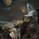 The Bane Moon by Lisa  Weber