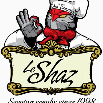 Le Shaz by dauntlessds