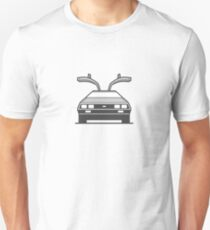 #4 Delorean T-Shirt