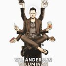 Wil Anderson: Wiluminati 'Wil' by James Fosdike