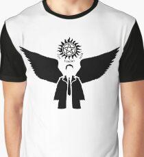 non timebo mala castiel Graphic T-Shirt