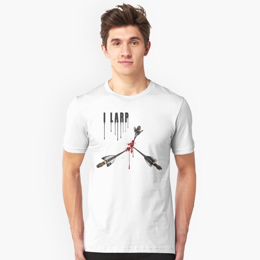 I LARP Unisex T-Shirt Front
