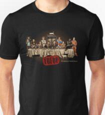 TOFOP- Last Supper Tee Unisex T-Shirt