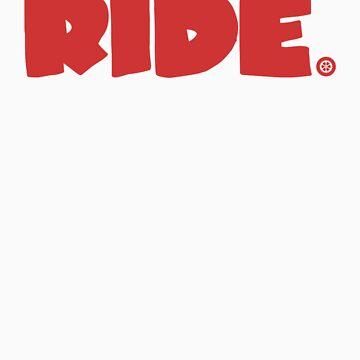 Ride. by CyclingPortland
