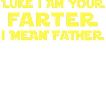 Luke I Am Your Farter by dannylovato