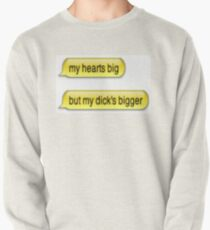 My Heart's Big Pullover