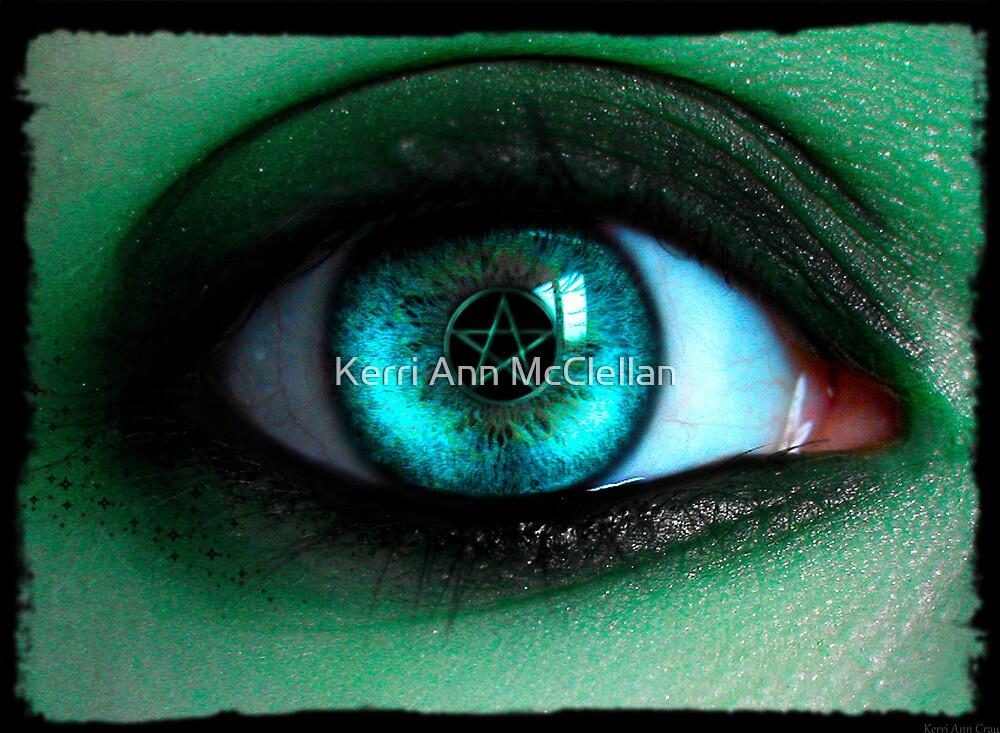 In A Witches Eye by Kerri Ann Crau