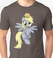 Camiseta ajustada Camisa Derpy Muffins (My Little Pony: Friendship is Magic)