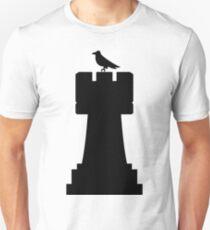 The Black Rook Unisex T-Shirt