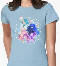Princess party Women's Fitted T-Shirt