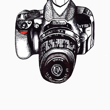 The Mighty Nikon by caromazing