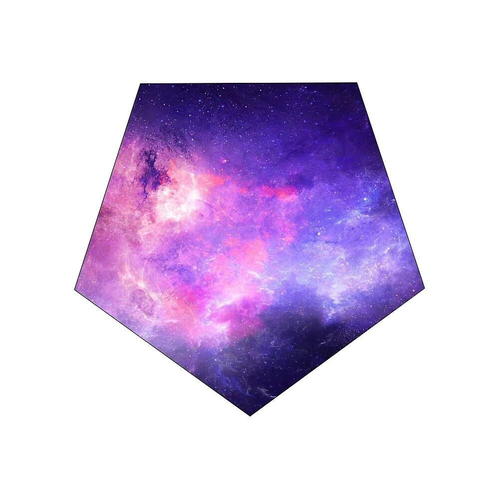 Galaxy Pentagon by AcePlays