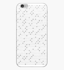 Prime Numbers iPhone Case