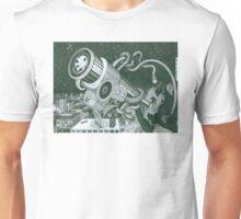 Microscope or Telescope Unisex T-Shirt