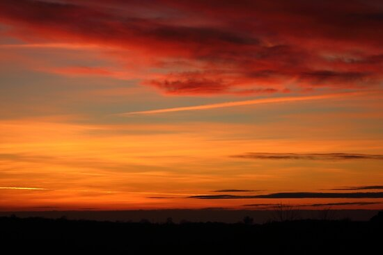 Colors Of The Sky by Laura Puglia
