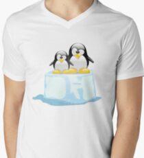Coooooooold2 Men's V-Neck T-Shirt