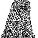 Snake Burqa by SnakeArtist