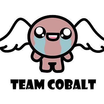 Binding of Isaac Team Cobaltstreak by DEADCuteUK