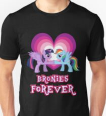 Bronies Forever 3 T-Shirt