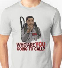 Uncle Zeddemore T-Shirt