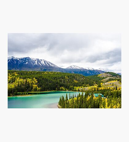 Emerald Lake 8 Photographic Print