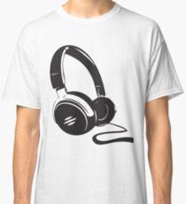 Headphone art Classic T-Shirt