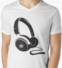 Headphone art T-Shirt