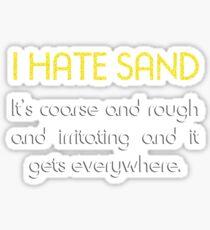 Sand Sticker